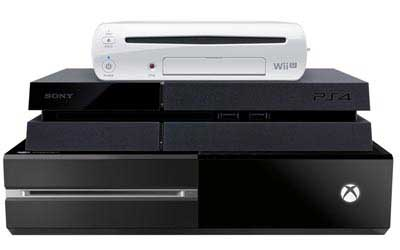 Xbox, Playstation, Wii repair